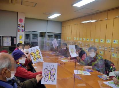 영등포데이케어센터 12월 야간 미술교실프로그램입니다.