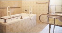 데이케어센터 목욕실