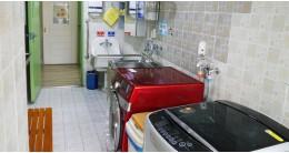데이케어센터 세탁실