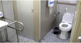 데이케어센터 화장실