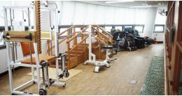 데이케어센터 물리운동치료실(1)