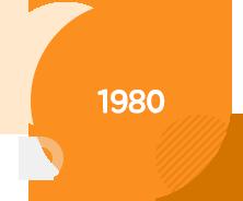 1980 연혁